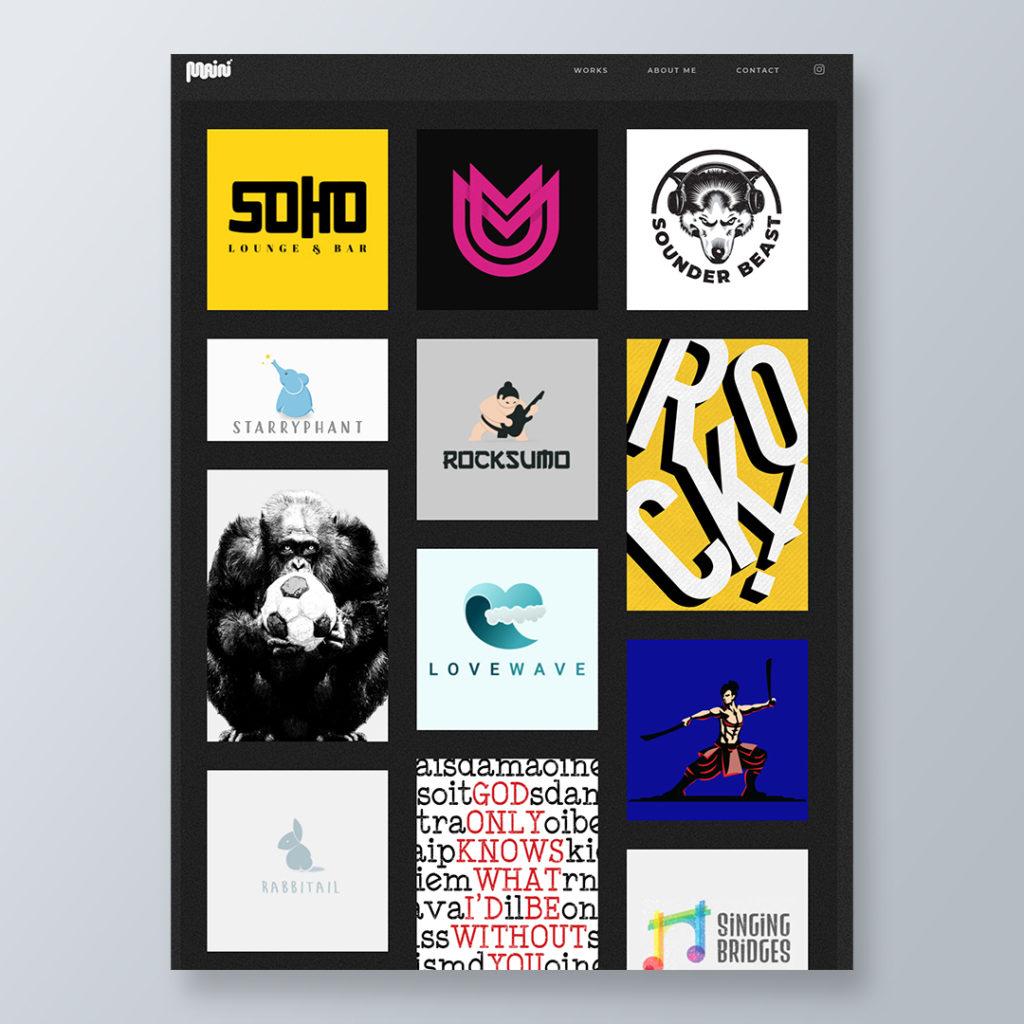 Maini_Works - Portfolio