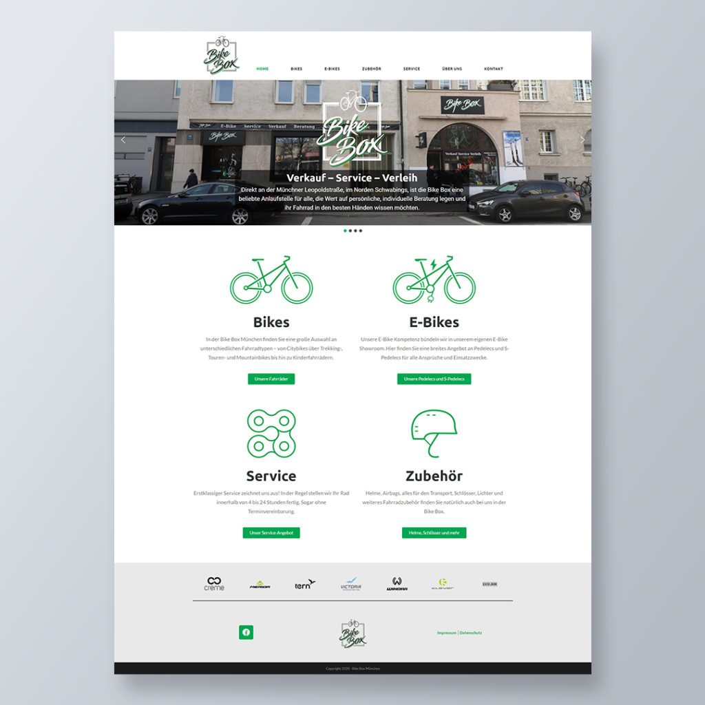 Bike Box München