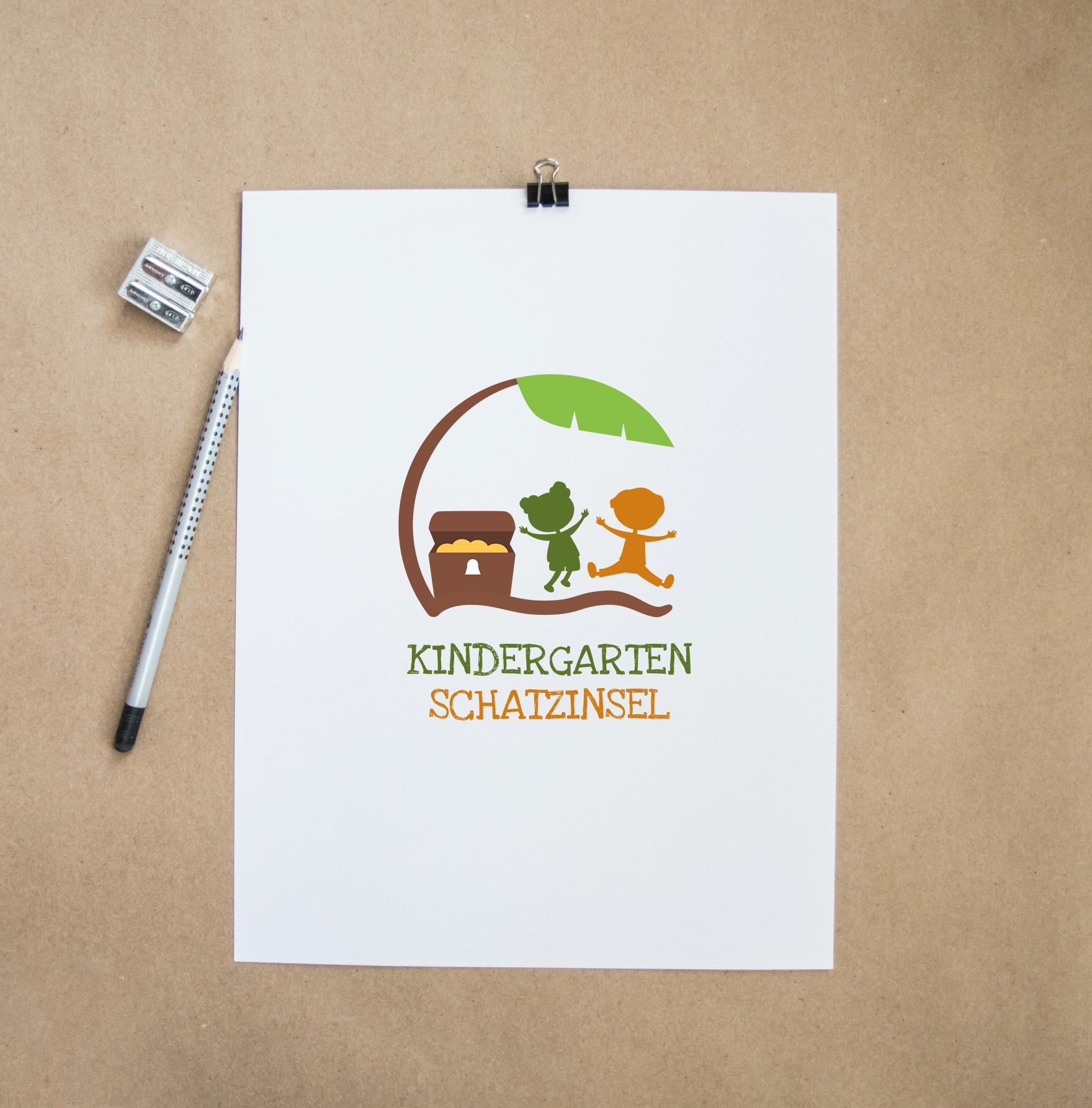 Logo Kindergarten Schatzinsel