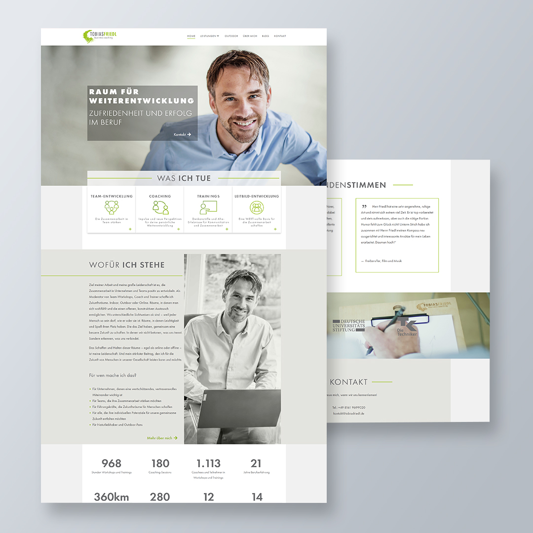 Tobias Friedl-Business Coaching
